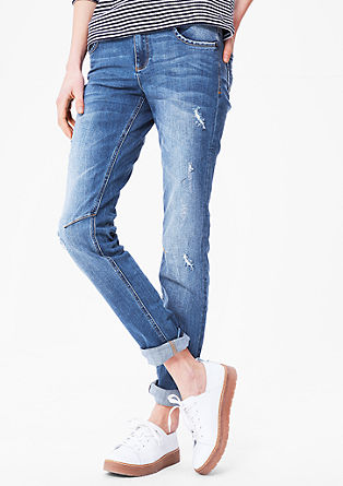 Shape Slim: Destroyed Jeans