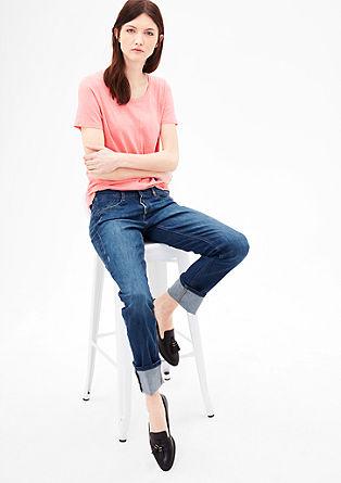 Shape Slim: jeans hlače z gumbi