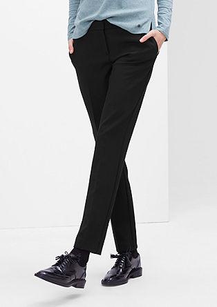 Shape Slim: raztegljive poslovne hlače