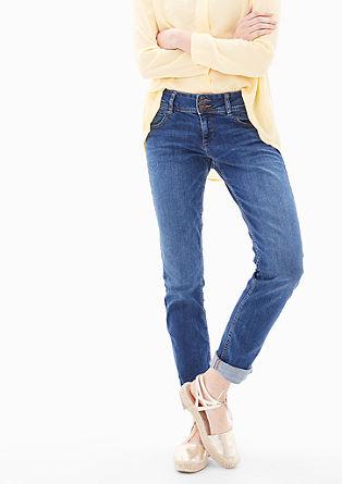 Shape Slim: Vintage stretch jeans from s.Oliver