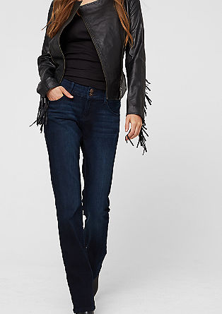 Shape Straight: super stretch jeans from s.Oliver