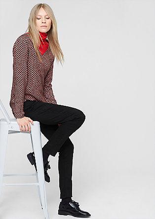 Shape Super Skinny: black jeans from s.Oliver