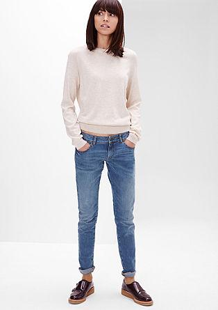 Shape Super Skinny: blue jeans from s.Oliver