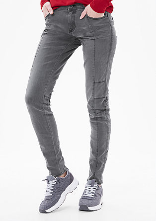 Shape super skinny: stretchjeans
