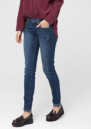 Shape Super Skinny: vintage jeans from s.Oliver