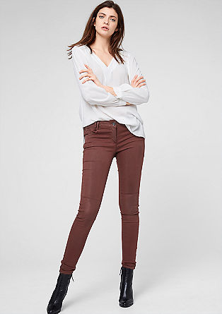 Shape Superskinny: Biker-Jeans
