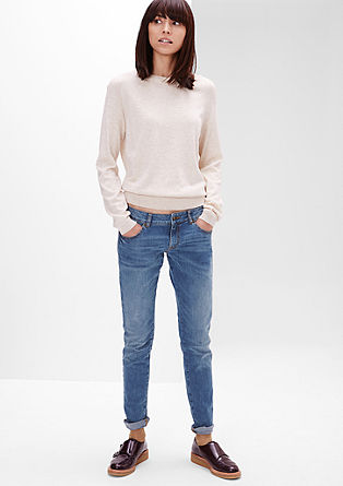 Shape Superskinny: Modre jeans hlače