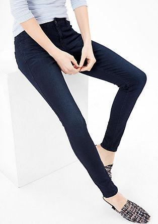 ShaPe Superskinny: Temne jeans hlače