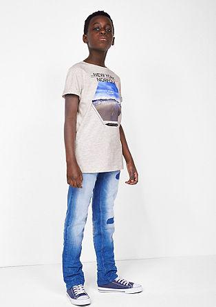 Shirt mit Fotoprint