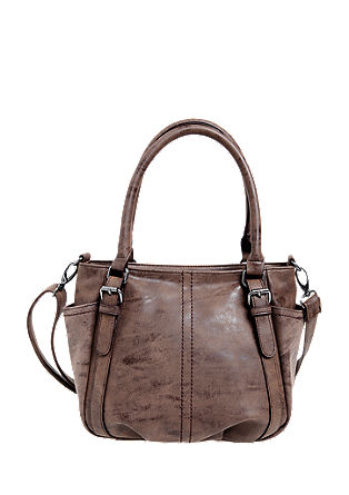 Shopper im Vintage-Look