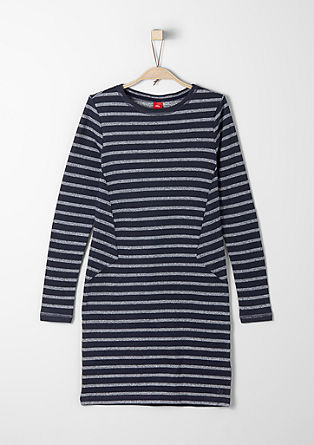 Short, striped dress   from s.Oliver
