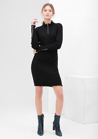 Short rib stich dress from s.Oliver