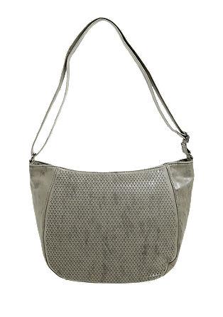 Shoulder Bag mit Cut-Muster