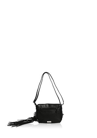 Shoulder Bag mit Fransen