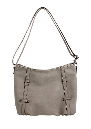 Shoulder Bag mit Zierriemen