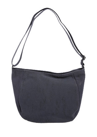 Shoulder bag with a cut-out pattern from s.Oliver