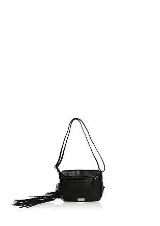 Shoulder bag with fringes from s.Oliver