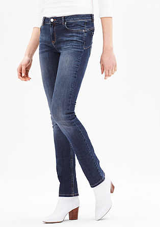 Sienna Slim: Super stretch jeans from s.Oliver