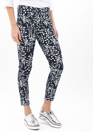Sienna Slim Low: 7/8 kalhoty