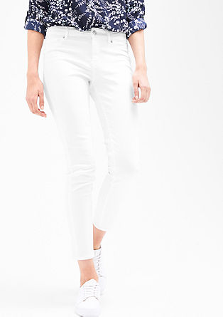 Sienna Slim Low: 7/8-length jeans from s.Oliver