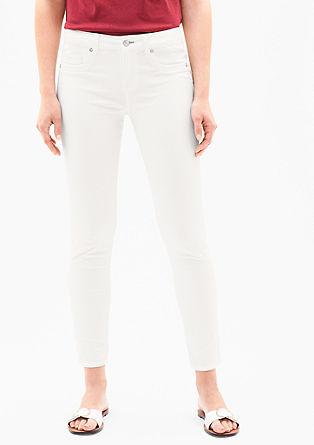 Sienna Slim Low: jeans met 7/8-pijpen