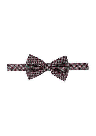 Silk bow tie from s.Oliver
