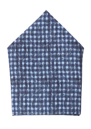 Silk pocket square from s.Oliver