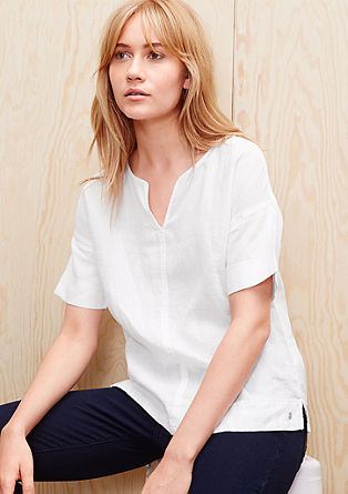 Simple linen tunic from s.Oliver