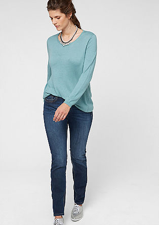 Skinny: lightweight stretch jeans from s.Oliver
