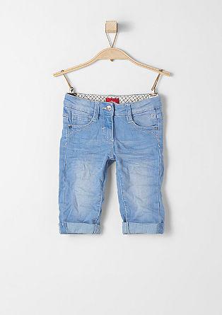 Skinny Kathy: Capri jeans from s.Oliver