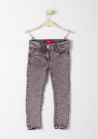 Skinny Kathy: drainpipe jeans from s.Oliver