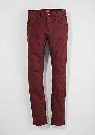 Skinny Seattle: barvne raztegljive hlače
