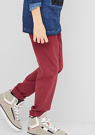 Skinny Seattle: coloured jeans from s.Oliver