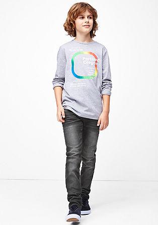 Skinny Seattle: izjemno raztegljive jeans hlače