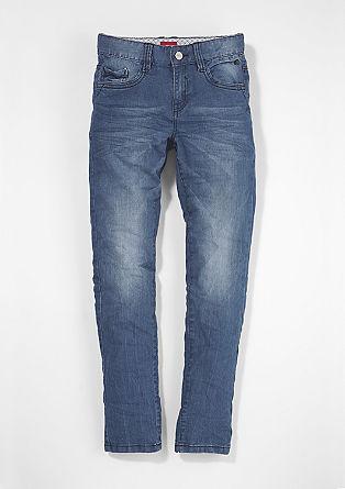 Skinny Seattle: raztegljive jeans hlače