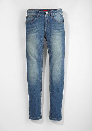 Skinny Seattle: športne jeans hlače