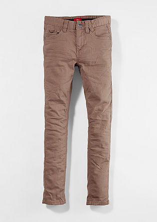 Skinny Seattle: warm stretch jeans from s.Oliver