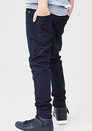 Skinny Seattle: Warme Stretch-Jeans