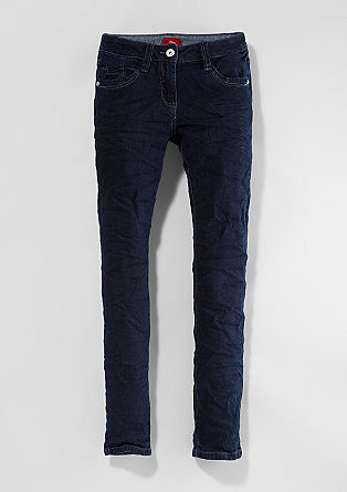 Skinny Suri: stretch jeans from s.Oliver