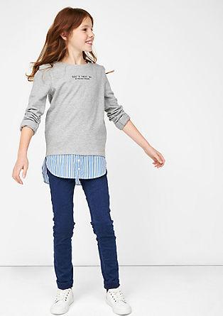 Skinny Suri: Weiche Stretch-Jeans