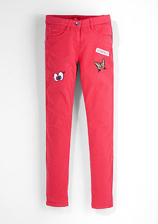 Skinny Suri: yoga fit stretch jeans from s.Oliver