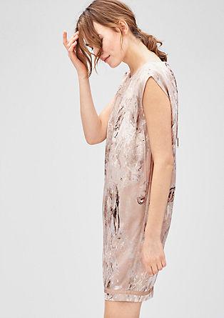 Sleeveless egg-shaped dress from s.Oliver