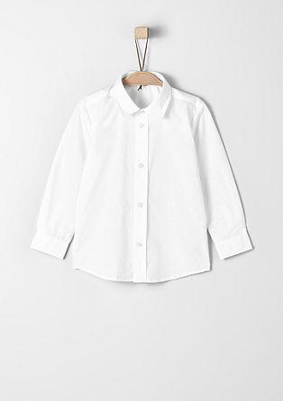 Slim: Elegant katoenen overhemd