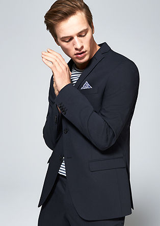 Slim: elegant sports jacket from s.Oliver