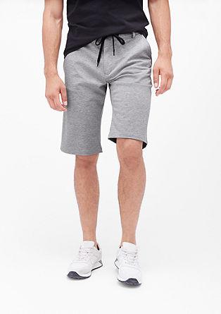 Slim: Jogg Suit-Bermuda