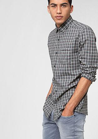 Slim: karirasta flanelasta srajca