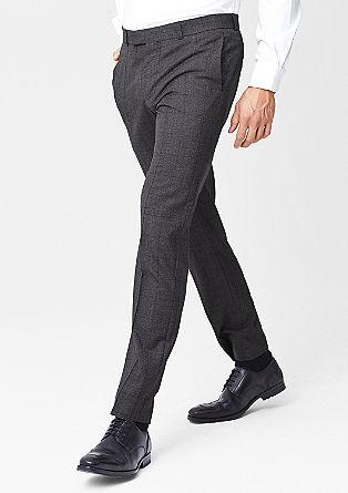 Slim: kariraste poslovne hlače