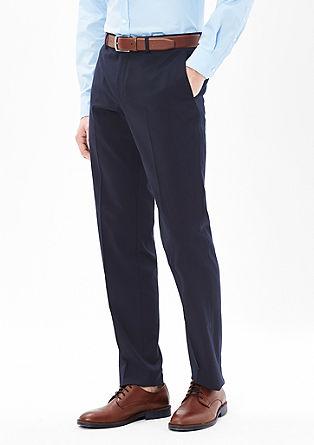 Slim: Klassische Businesshose