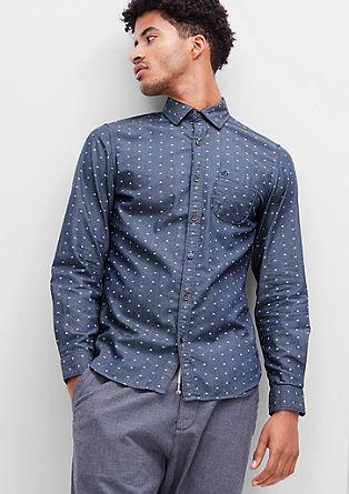 Slim: lahka srajca iz tvila
