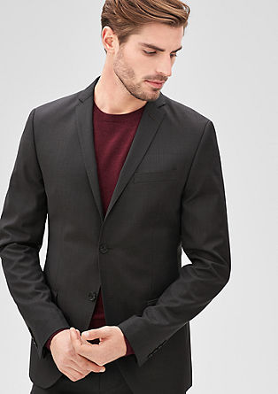 Slim: modern jacket from s.Oliver